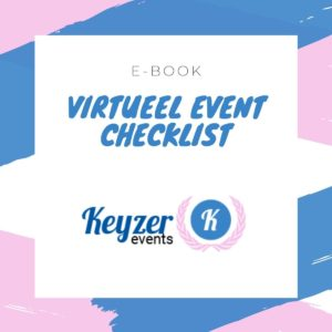 E-book: Virtueel Event Checklist